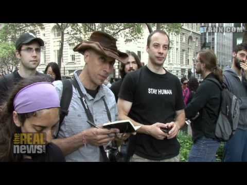 """""""Days of Rage"""" Occupy Wall St."""