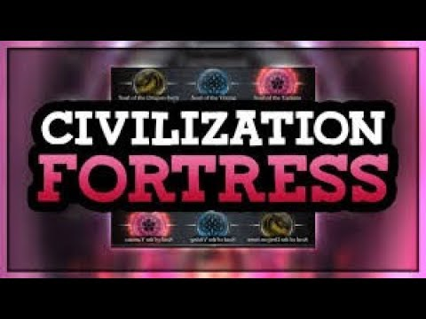 HIDDEN FEATURE FOR INCREASING CRYSTAL PRODUCTION IN CIVILIZATION FORTRESS REVEALED #COK