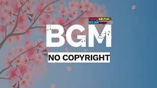 [BGM]  벚꽃 브금 | 밝은 경쾌한 발랄한 | 유튜브 무료음악 HYP - Cherry Blossom
