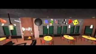 TGI FRIDAYS ROBLOX l V5 Trailer (Low Quality)