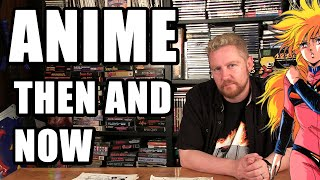 ANIME THEN TO NOW - Happy Console Gamer