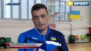 Горан Бошкович, главный тренер женской сборной Украины по баскетболу. Об отборе на ЕвроБаскет-2019