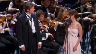 Sierra Boggess & Rodney Gilfry singing Something Good from BBC Proms 2010