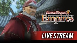 [LIVE DEMO] DYNASTY WARRIORS 8 EMPIRES (20141223)