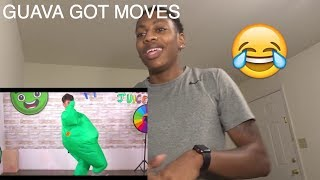 CHUBBY FORTNITE DANCE CHALLENGE IN REAL LIFE | Guava Juice REACTION