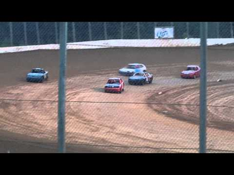 Eagle Valley Speedway Hornet Feature 7-12-15