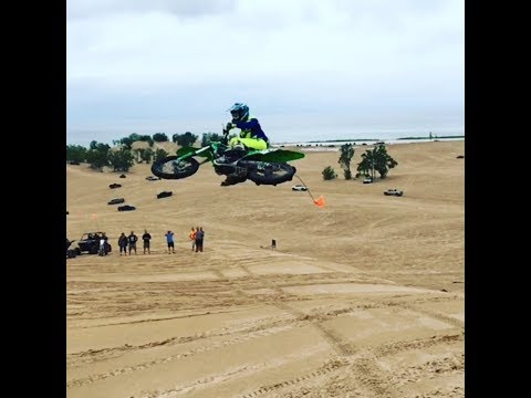 Silverlake sand dunes 2018 jumping compilation Mp3