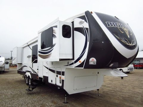 2015 heartland bighorn 3755fl front living - Front living room fifth wheel used ...