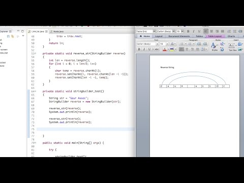 Java StringBuilder and StringBuffer in 2 min - YouTube