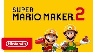 Download Super Mario Maker 2 - Announcement Trailer - Nintendo Switch Mp3 and Videos