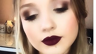 Too Faced Grande Hotel Cafe | Peppermint Moca Palette Makeup Tutorial