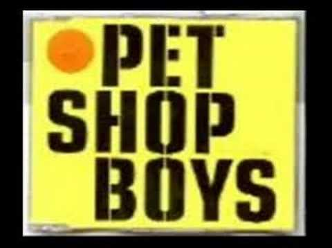Pet Shop Boys - Absolutely Fabulous Remix