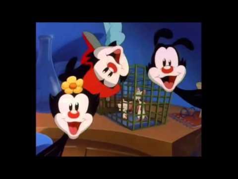 Pinky The Brain Intro 1993 Original Animaniacs Cut Youtube