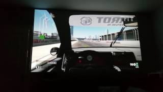 Optoma HD141X with Project Cars
