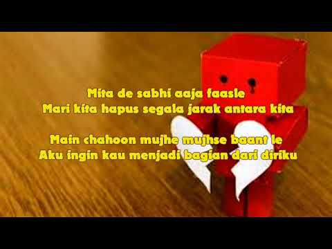 Kabhi Jo Badal Barse (Female Version) - Terjemahan Lirik Indonesia