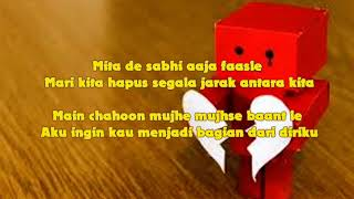 Kabhi Jo Badal Barse (Female Version) - Terjemahan Lirik Indonesia