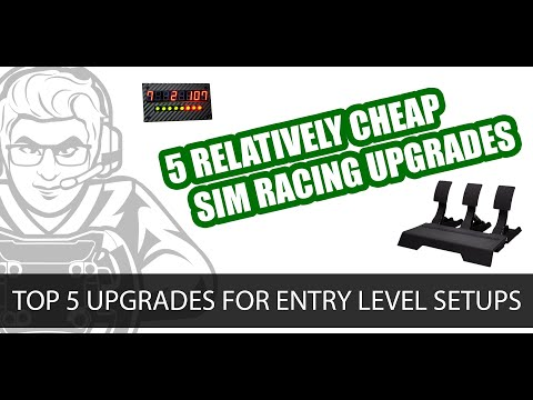 Laurence Dusoswa: Top 5 Entry Level Upgrades Guide