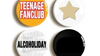 Teenage Fanclub - Alcoholiday - Karaoke - Instrumental Cover & Lyrics