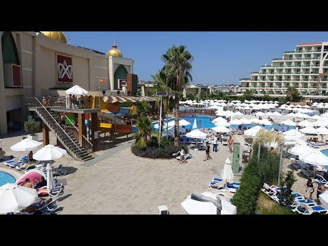 Turkey August 2017 - Alan Xafira Deluxe Resort & Spa