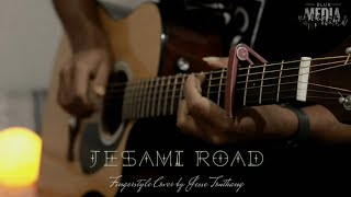 Jesami Road fingerstyle cover by Jesse Touthang