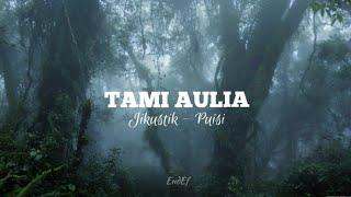 Puisi Cover Tami