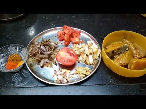 Surmai Curry|| Surmai ch kalvan || Fish Curry Recipe||Famous Seafood Recipe