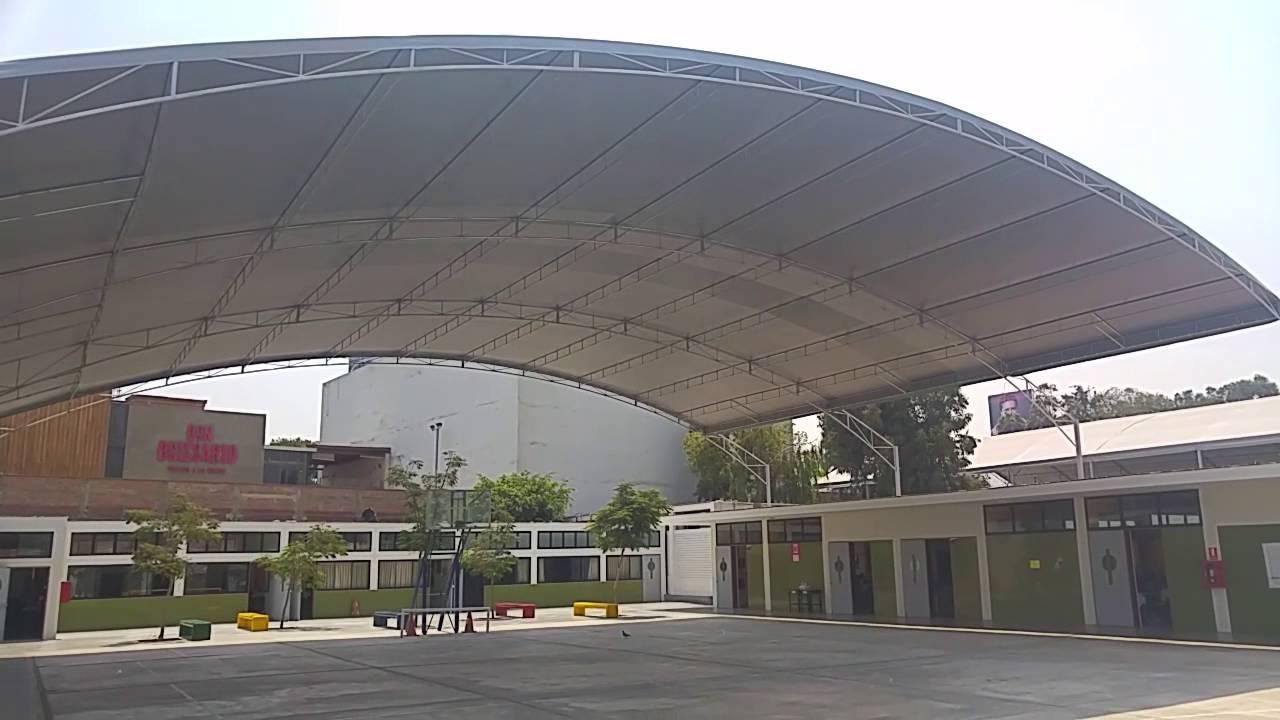 Toldos carpas y estructuras palomino youtube for Toldos para patios