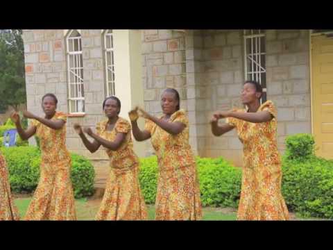 St Mary's Magdalene catholic choir Kimatuni Parish Bungoma  Likhua liomwami