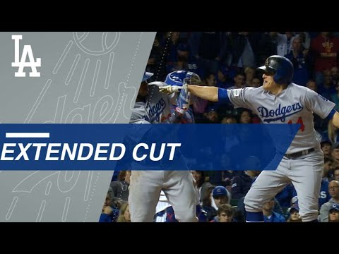 Extended Cut: Hernandez's three homers in NLCS Game 5