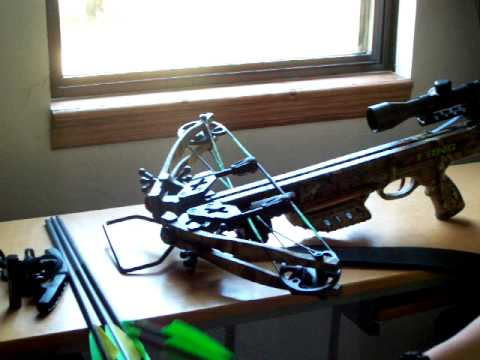 PSE fang crossbow review