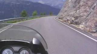 Motorcycle Tour in the Italian Alps