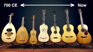 The History of Guitar