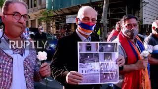 Argentina: Armenian community demand end to