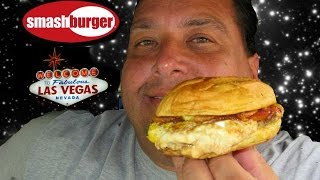 Smashburger® | The Sin City Burger REVIEW!