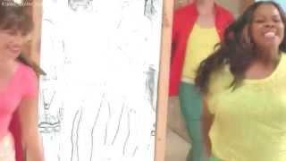 Glee Take On Me Full Performance HD