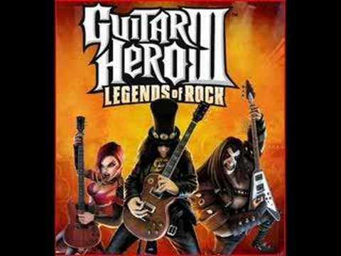 Guitar Hero 3 Monsters