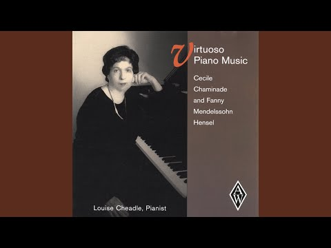 Toccata Op. 39 by Cecile Chaminade