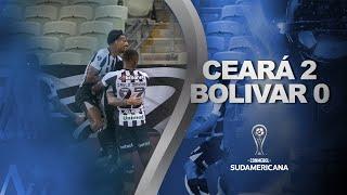 Ceará vs. Bolivar [2-0]   RESUMEN   Fecha 5   CONMEBOL Sudamericana 2021
