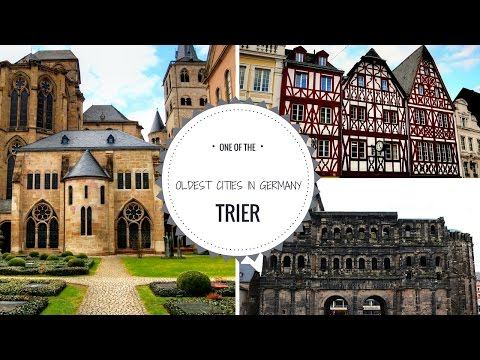 TRIER - GERMANY BY TOURIST EXCLUSIVE