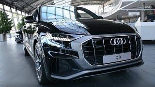 2019 New Audi Q8 Exterior and Interior