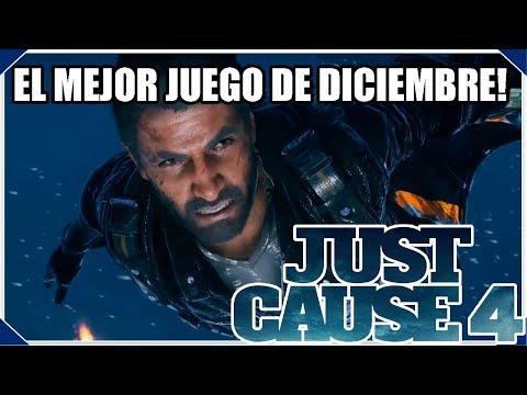 EL MEJOR JUEGO DE DICIEMBRE: JUST CAUSE 4 - PRIMEROS MINUTOS
