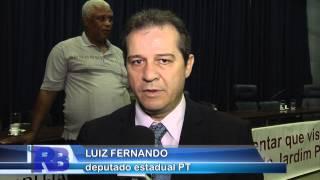 Lançada a Frente Parlamentar que visa soluções para a área do Jd. Pantanal