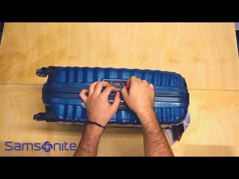 Samsonite Lite Shock Luggage review - Love Luggage