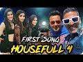 Housefull 4 || First Song || Akshay Kumar|| Riteish Deshmukh|| Bobby Deol|| Pooja Hegde