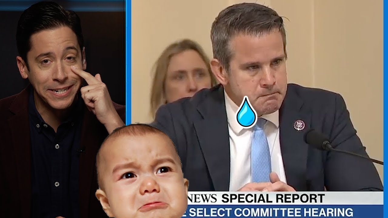 WATCH: Republican Works Up TEARS in EMBARRASSING Jan 6th Hearing