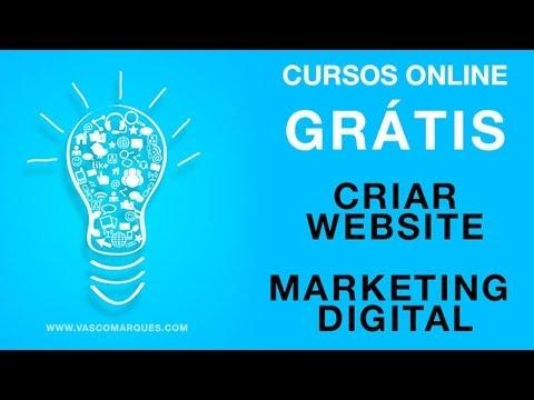Curso Online Grátis Criar Website WordPress.com - aula 1
