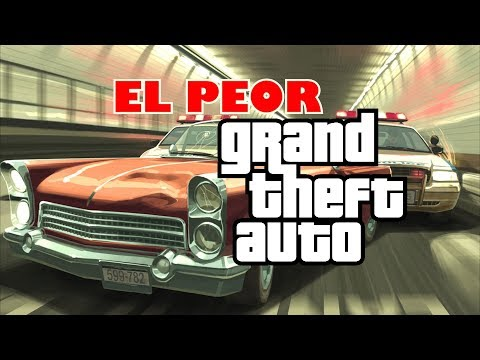 "El ""Peor"" Grand Theft Auto - Little Jimmy"