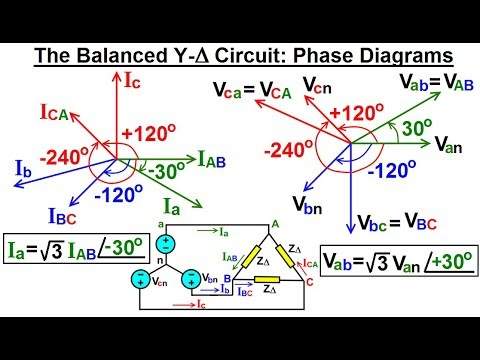 Electrical Engineering: Ch 13: 3 Phase Circuit (20 of 42 ...