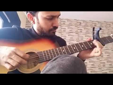 Ye Dooriyan Melody on Guitar!