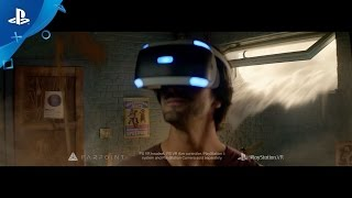 PlayStation VR ft. Farpoint